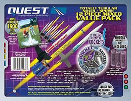 Quest Mixed Value Pack (12)