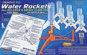 Quest All-Inclusive 6 Water Rocket Class Pack