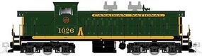 Rapido Canadian National #1026 GMD-1 6-Axle Version HO Scale Model Locomotive #10001