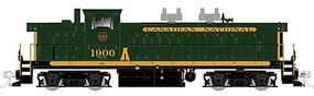 Rapido Canadian National #1900 GMD-1 4-Axle Version HO Scale Model Locomotive #10006