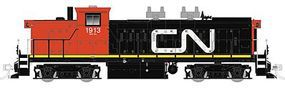 Rapido GMD-1 4-Axle Version Canadian National No Number HO Scale Model Train Diesel #10024