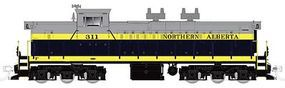 Rapido GMD-1 6-Axle Version Northern Alberta Railways #311 HO Scale Model Train Diesel #10027