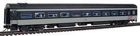 Rapido Lightweight Coach GTW #4885 HO Scale Model Train Passenger Car #100306