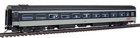 Rapido Lightweight Coach Grand Trunk Western #4887 HO Scale Model Train Passenger Car #100308