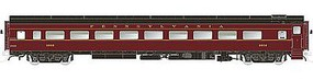 Rapido CC&F Lightweight Coach No Skirts Pennsylvania HO Scale Model Train Car #100318