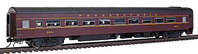 Rapido Lightweight Coach PRR #3904 HO Scale Model Train Car #100319