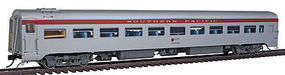 Rapido Lightweight Coach Southern Pacific #2386 HO Scale Model Train Passenger Car #100329