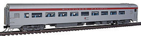 Rapido Lightweight Coach Southern Pacific #2391 HO Scale Model Train Passenger Car #100330