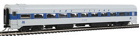 Rapido CC&F Lightweight Coach Long Island (MTA) #2185 HO Scale Model Train Passenger Car #100350