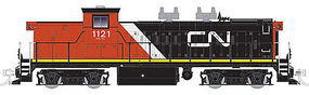 Rapido GMD-1 CN North American #1121 HO Scale Model Train Diesel Locomotive #10041