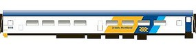 Rapido Ontario Northland #1410 Cafe-Bar-Lounge HO Scale Model Train Car #103075