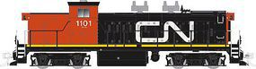Rapido GMD-1 with DCC/Sound Canadian National #1151 HO Scale Model Train Diesel Locomotive #10538