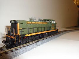 Rapido GMD-1 Canadian National #1052 with Sound HO Scale Model Train Diesel Locomotive #10557