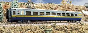 Rapido LRC CLUB CAR VIA #3457 HO Scale Model Train Passenger Car #107001