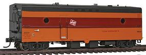 Rapido Milwaukee Road #70 Steam Generator Car HO Scale Model Train Freight Car #107168