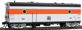 Rapido Western Pacific #591 Steam Generator Car HO Scale Model Train Car #107181