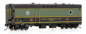 Rapido Canadian National #15472 Steam Generator Car HO Scale Model Train Car #107195