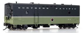 Rapido Steam Generator Car Northern Pacific #H-5 HO Scale Model Train Passenger Car #107228