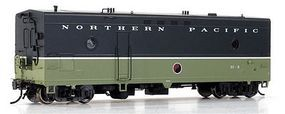 Rapido Steam Generator Car Northern Pacific #H-6 HO Scale Model Train Passenger Car #107229