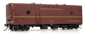 Rapido Steam Generator Car Pennsylvania Railroad #5305 HO Scale Model Train Passenger Car #107237