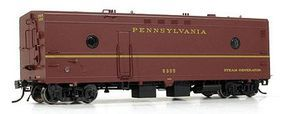 Rapido Steam Generator Car Pennsylvania Railroad #5306 HO Scale Model Train Passenger Car #107238
