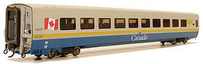 Rapido Streamlined LRC Coach Via Rail Canada #3302 HO Scale Model Train Passenger Car #108018