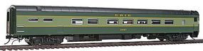 Rapido The Super Continental Line(TM) Buffet-Parlor, Lighted, Assembled Erie #2997 - HO-Scale