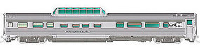 Rapido Budd CN Sunlight Dome HO Scale Model Train Passenger Car #116010