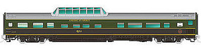 Rapido Budd CN/CNR Am Spirit HO Scale Model Train Passenger Car #116011