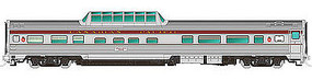 Rapido Budd Dome CP #514 HO Scale Model Train Passenger Car #116016