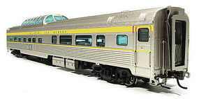 Rapido Budd Dome C&H Willsboro Point HO Scale Model Train Passenger Car #116022
