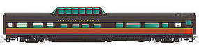 Rapido Budd Dome IC# 2201 HO Scale Model Train Passenger Car #116025