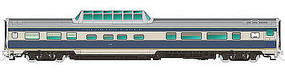 Rapido Budd Dome MP Eagle #891 HO Scale Model Train Passenger Car #116027