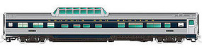 Rapido Budd Dome NW# 1612 HO Scale Model Train Passenger Car #116030
