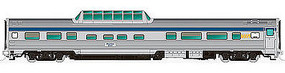 Rapido Budd Dome VIA# 505 HO Scale Model Train Passenger Car #116035