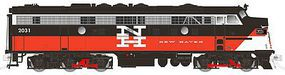 Rapido EMD FL9 DC New Haven #2037 HO Scale Diesel Locomotive #14020