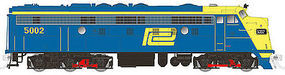 Rapido EMD FL9 with LokSound & DCC Penn Central #5027 HO Scale Diesel Locomotive #14536