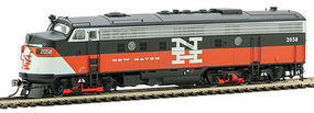 Rapido EMD FL9 New Haven EDER-5a 2058 HO Scale Model Train Diesel Locomotive #14564