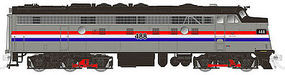 Rapido EMD FL9 with DCC Amtrak No Number N Scale Model Train Diesel Locomotive #15056