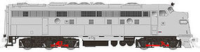Rapido EMD FL9 with DCC Undecorated EDER-5 N Scale Model Train Diesel Locomotive #15098