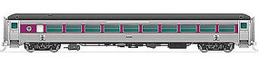 Rapido Steel Coach MBTA #2562 HO Scale Model Train Passenger Car #17051