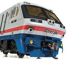 Rapido LRC Loco with Sound Amtrak #39 HO Scale Model Train Diesel Locomotive #200055