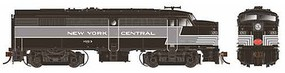 Rapido Alco FA-2 - Standard DC New York Central #1053 (Lightning Stripe, black, gray)
