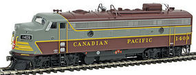 Rapido FP9A CP 1409 HO Scale Model Train Diesel Locomotive #220035