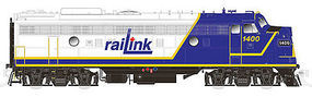 Rapido GMD FP9A True North Railink #1400 HO Scale Model Train Diesel Locomotive #220062