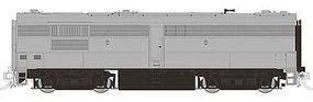 Rapido MLW FPB4 Standard DC Undecorated HO Scale Model Train Diesel Locomotive #30018