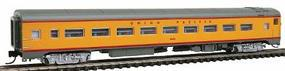 Rapido The Panorama Line(TM) Lightweight Coach, Assembled, Lighted, MT Couplers Union Pacific #5438 - N-Scale