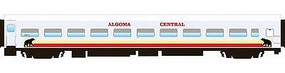 Rapido The Panorama Line(TM) Coach, Lighted, Assembled, MT Couplers Algoma Central #5441 - N-Scale