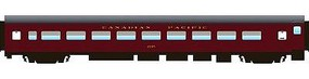 Rapido The Panorama Line(TM) Coach, Lighted, Assembled, MT Couplers Canadian Pacific #2235 - N-Scale