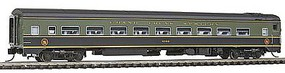 Rapido The Panorama Line(TM) Coach Assembled, Lighted, w/Micro-Trains Couplers Grand Trunk Western #4886 - N-Scale